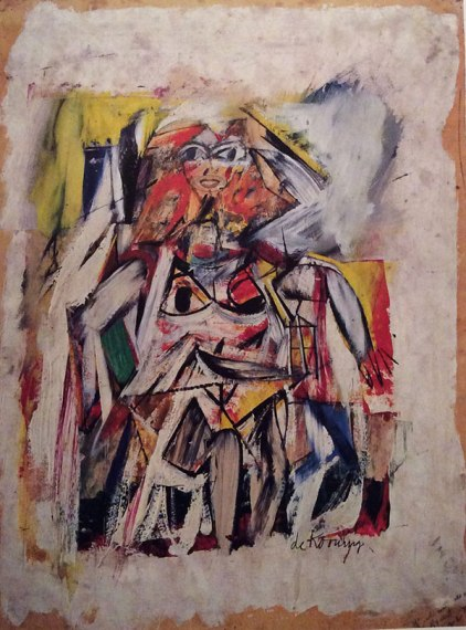 De Kooning { Abstract Expressionist }