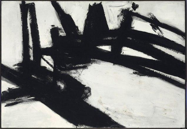 Franz Kline { Abstract Expressionist }