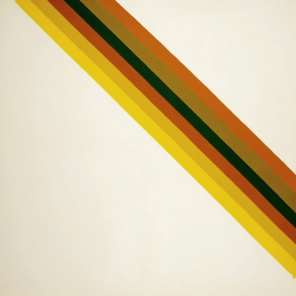 Morris Louis { Color Field Abstraction }