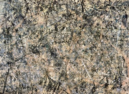Pollock { Abstract Expressionist }