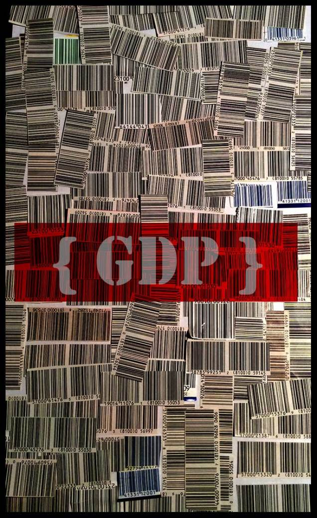 Title: GDP1--Medium: Digital/Analog Print on archival paper--by DSC 2015