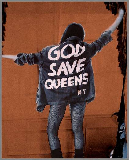 Title: God Save Queens--Medium: Color Photography on archival paper--By DSC 2015